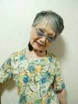 難病と闘う財間美早子様 (横浜市鶴見区・69歳の女性)