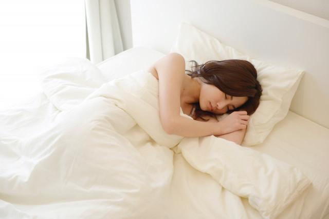 自律神経の乱れが不眠の原因になります